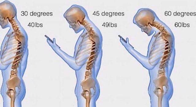 Studio fisioterapico Equilibrium: La Fisioterapia a Torino – Osteopatia vs Smartphone
